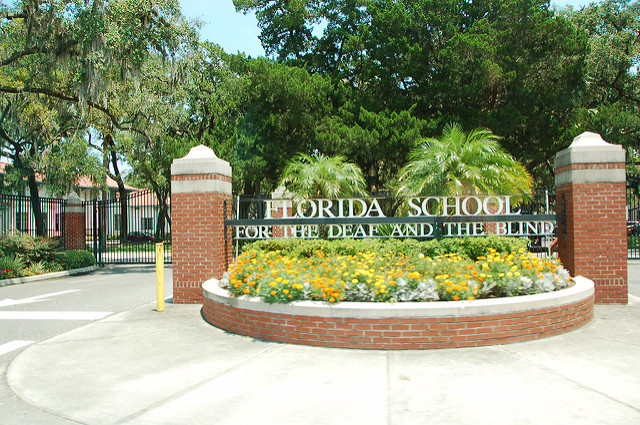 FLORIDA SCHOOL for the DEAF & BLINDby riNuxCREATIVE COMMONS   FLICKR