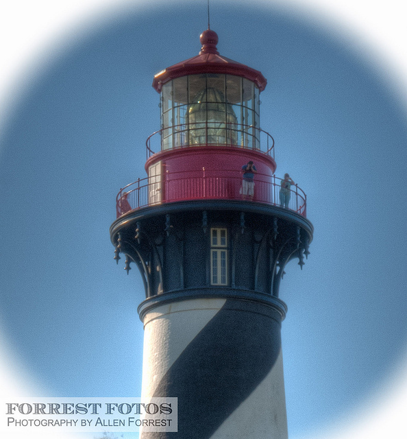 ST. AUGUSTINE LIGHTHOUSE by  Allen Forrest    CREATIVE COMMONSFLICKR