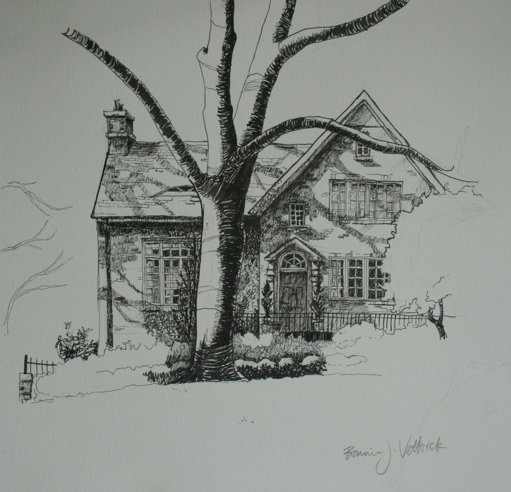 House Study on Pinehurst