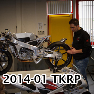 2014-01 Introductieweekend TKRP