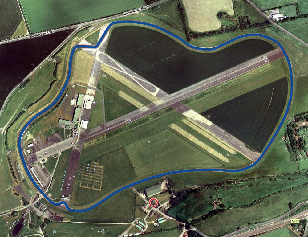 Race 10 Amp 11 Thruxton Tom 225 S De Vries