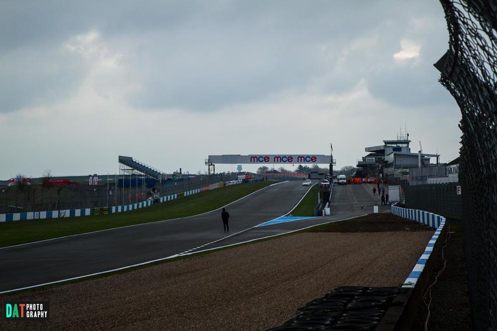 Donington Park: klaar voor race 1 & 2