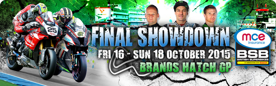 Brands Hatch GP - The Final Showdown!