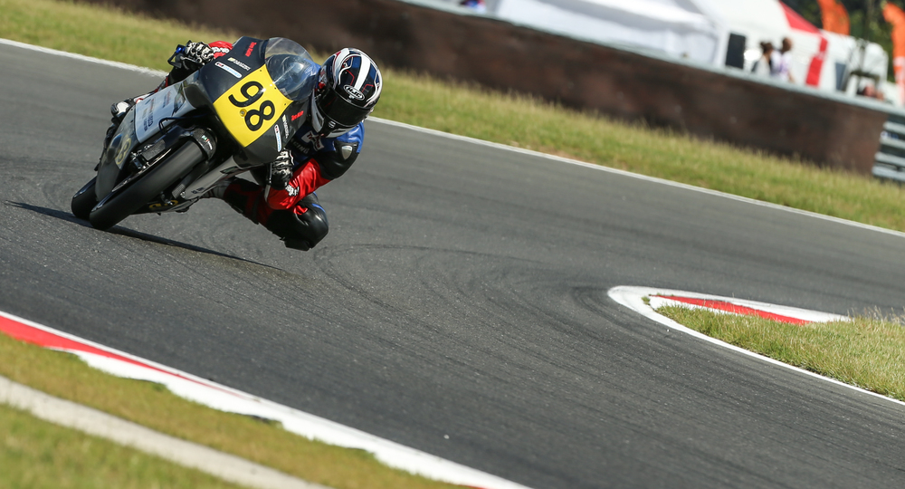 Foto van Raceline Images - Christopher Brown.