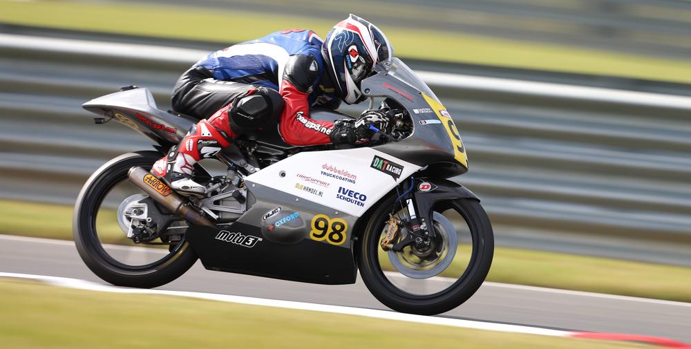 Photo credit: Christopher Brown - Raceline Images