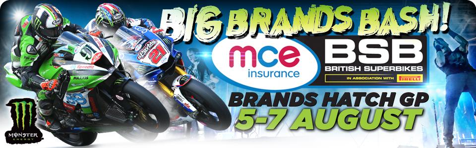 It's Big Brands Bash Time!