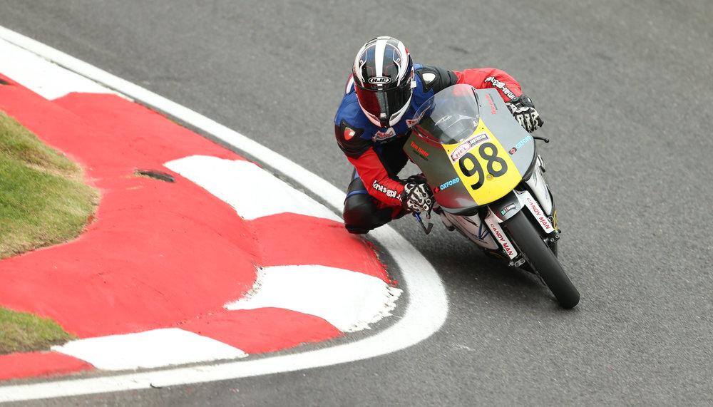 Zoeken naar de goede lijnen! Photo credit: Raceline Images - Christopher Brown