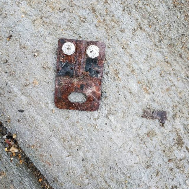 Wednesday's got me feeling like #iseefaces
