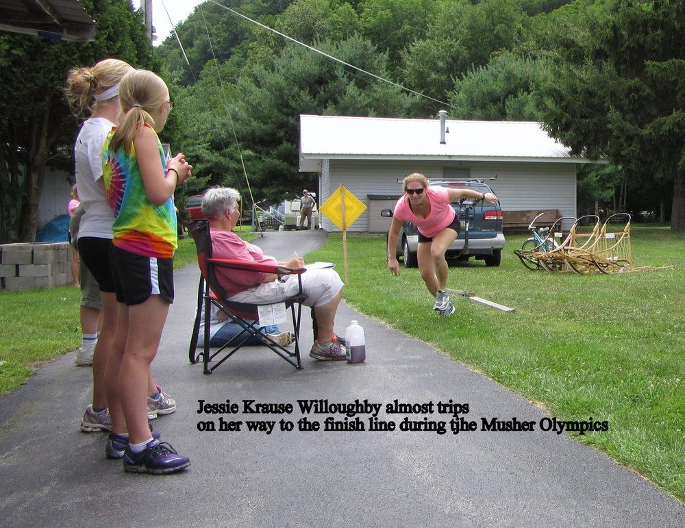 Musher Olympics