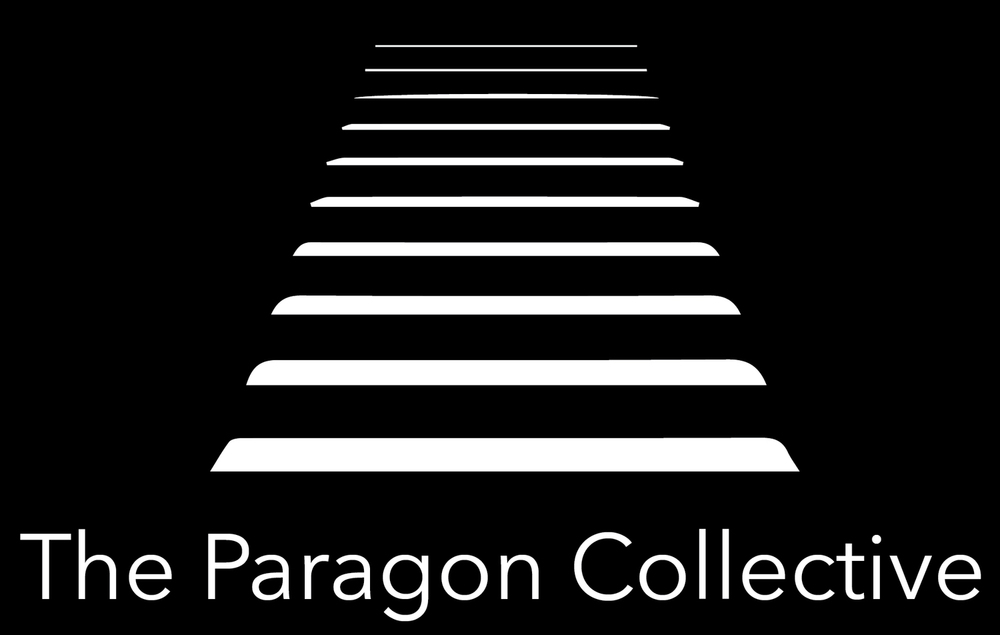 This is the logo for Paragon Collective Podcast Network. The Paragon Collective is the elite podcast network. We produce the best artists and emphasize artist friendly business structures as well a collaborative spirit. The Paragon Collective is the best company to contact for podcast advertising and podcast sponsorships.