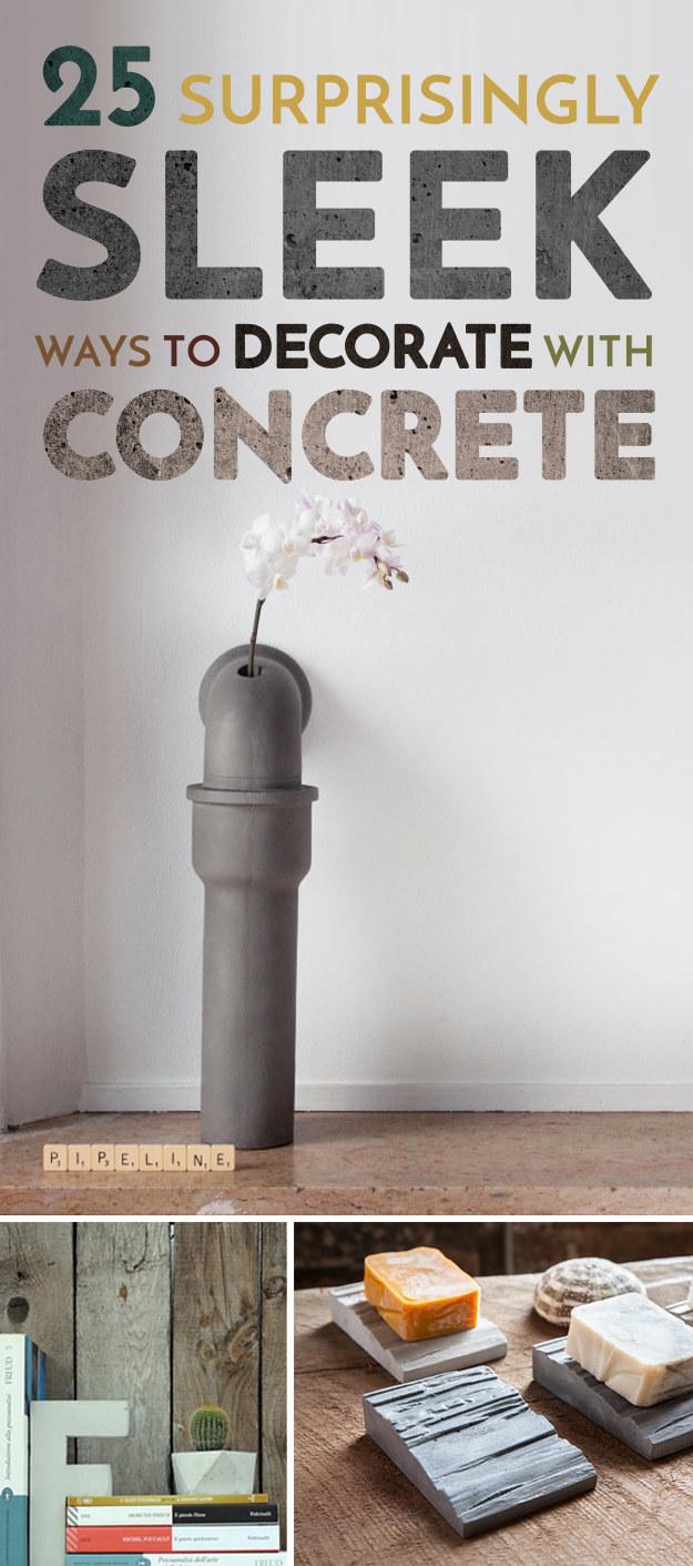 Buzzfeed - November 2015 Article: Concrete Bowl Set