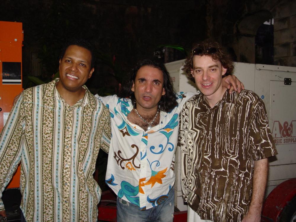Charles Flores Quintet - Barbados Jazz Festival 028.jpg