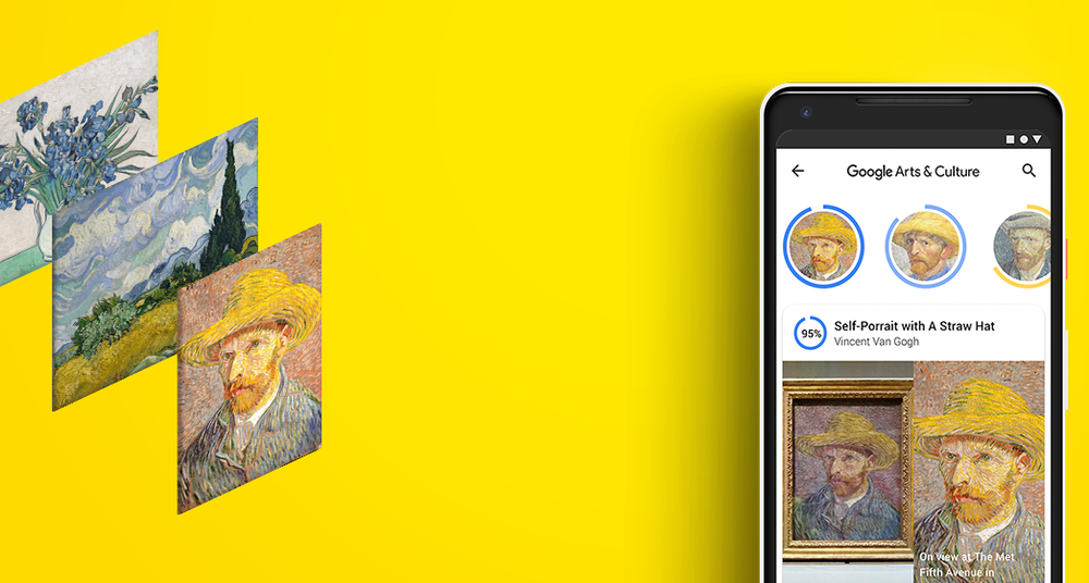 Muse - A feature integration conceptfor Google Arts & Culture