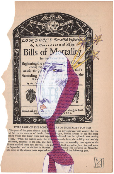 Bills of Mortality  , 2015