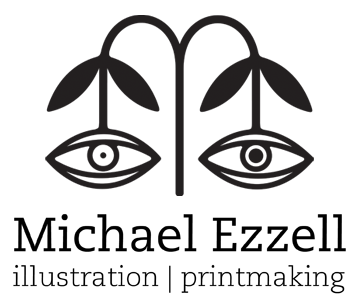Michael Ezzell Illustration