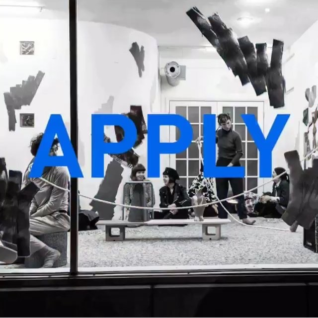 Hey!! @frontspace application deadline is April 1st!! You should apply and do something cool in this unique space! The application is really simple and straightforward, don't miss out! 🎨