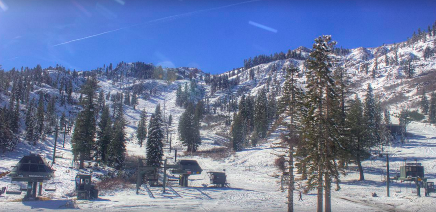 Photo courtesy of Alpine Meadows base cam 10:56 a.m.11/6/15
