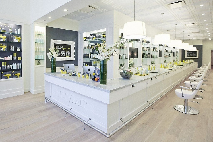 Photo courtesy of Drybar