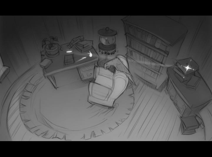 6bf57025fd9a Storyboard Animation — Allie Strom    Illustration