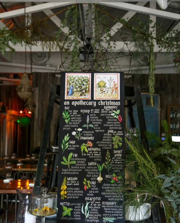 A beginner's glossary of herbs and wildflowers used medicinally, long before we celebrated Christmas. Many of them decorate the gallery this season.