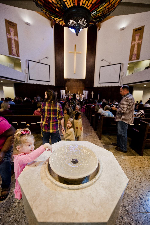 Thanksgiving Feast at Bethel Lutheran Church Preschool