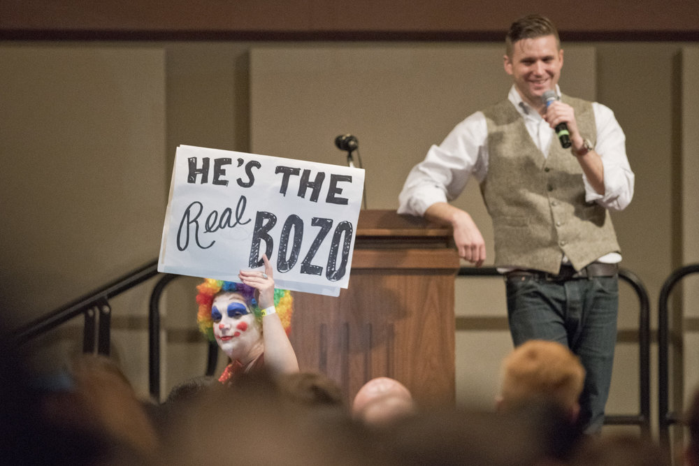 Richard Spencer and Aggies United