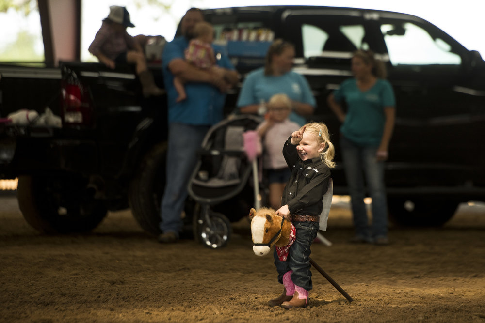 Silver Horse Ranch Stick Horse Rodeo