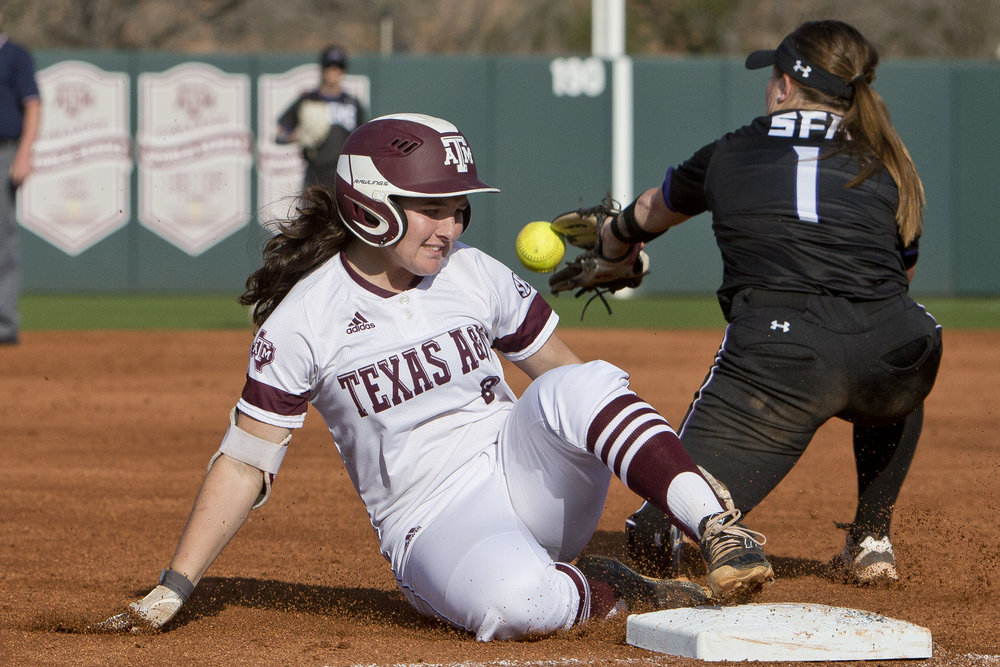 Aggies Chop the Ladyjacks