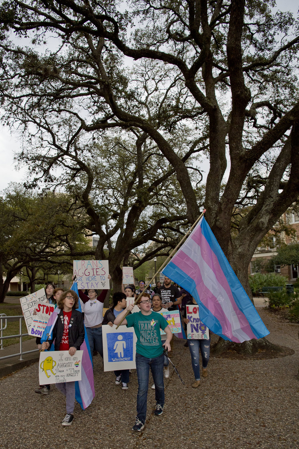 Trans Rights Rally
