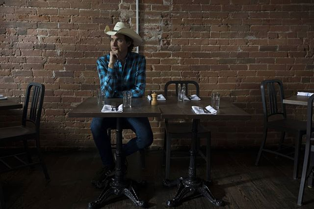 Nothing beats that sweet sweet window light. . .  Entrepreneur, philanthropist, and restauranteur Kimbal Musk poses for a portrait at his restaurant on Monday, March 19, 2018, at The Kitchen in Fort Collins, Colo. (Timothy Hurst/The Coloradoan)