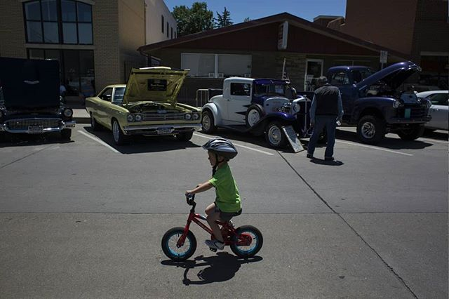 FACT: I will never fight a car related assignment. . . Scenes from the Old Town Car Show, Saturday, June 2, 2018, in Fort Collins, Colo. (Timothy Hurst/The Coloradoan)