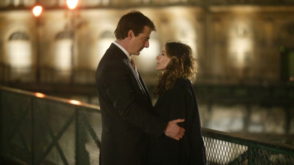 Who doesn't want to be swept off their feet in Paris by a handsome man?