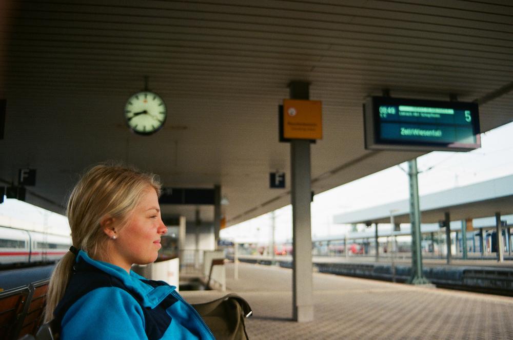 We missed this train...