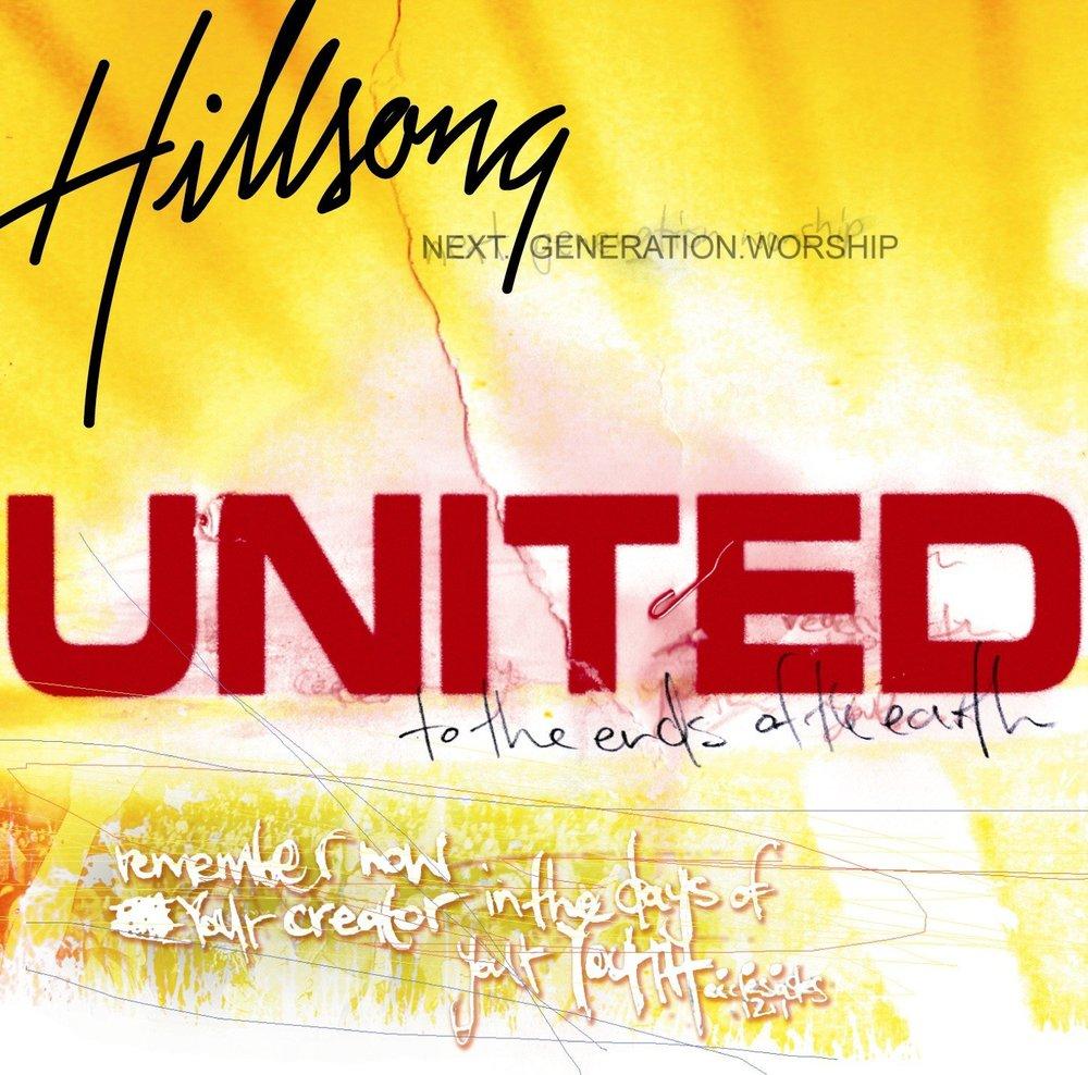 Original Hillsong UNITED logo / branding (Luke Munns).