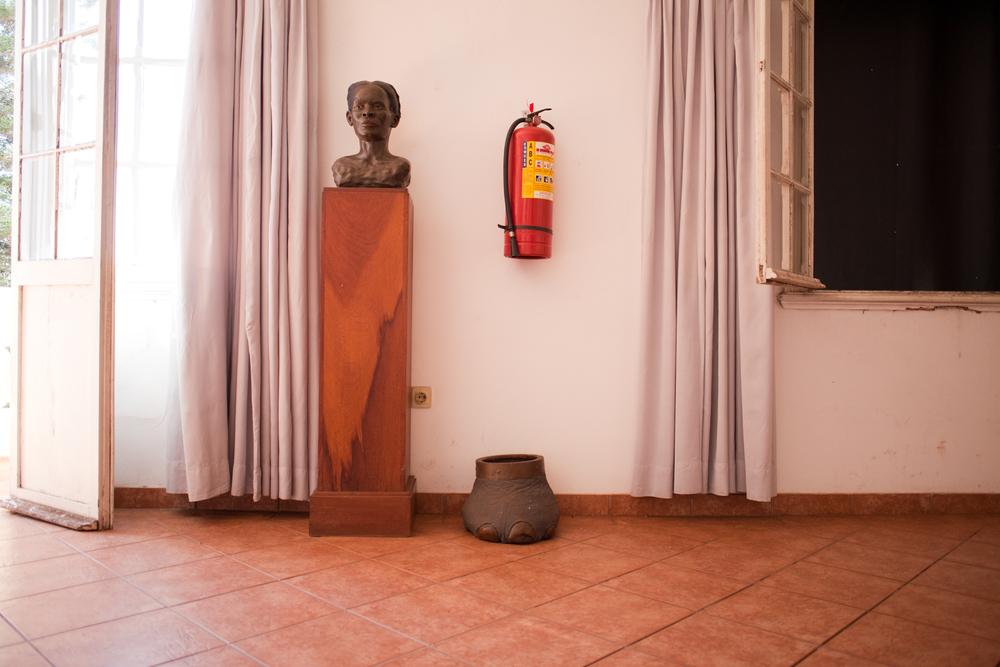 """25°58'37.9""""S 32°35'12.3""""E , 11/02/2014, 1513 Bin, Museo de Historia Natural, Maputo"""