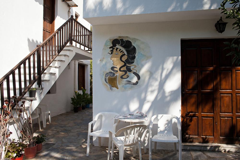 "39°09'16.3""N 23°04'33.9""E , 31/08/2014, 1443 Mural, Trikeri Island, Greece"