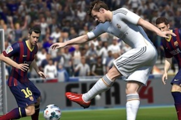 Getting on the Ball: How the FIFA 14 Soccer Video Game Finally Got Its Physics Right - Strange ball behavior in earlier versions of the game has been traced to an error in the way air resistance was calculated