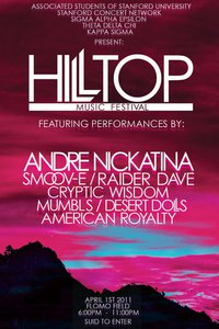 Hilltop Music Festival@ Stanford University 4.1.11.jpg