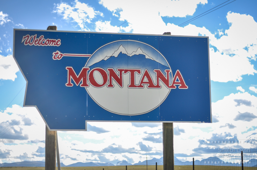 Got to spend a few days in lovely Montana, USA