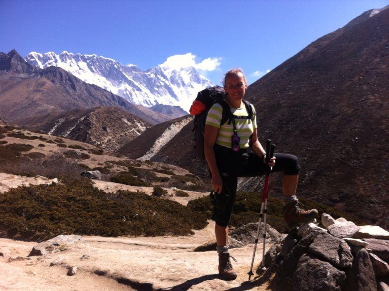 Johanna & Everest