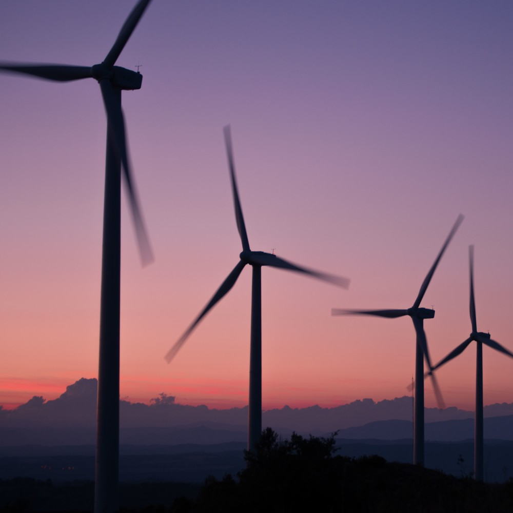Energy & Energy Storage
