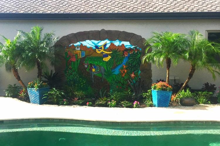 """Mexican Playground"" Sarasota, FL."