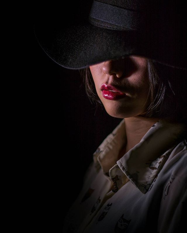 Red #Japan #japanese #japanesegirl #passion #mistery #misterious #lips #redlips #night #dark #thearcanum