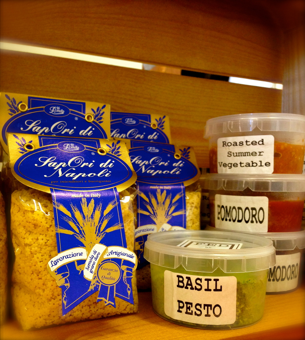 Artisan toddler pasta to accompany our sauces