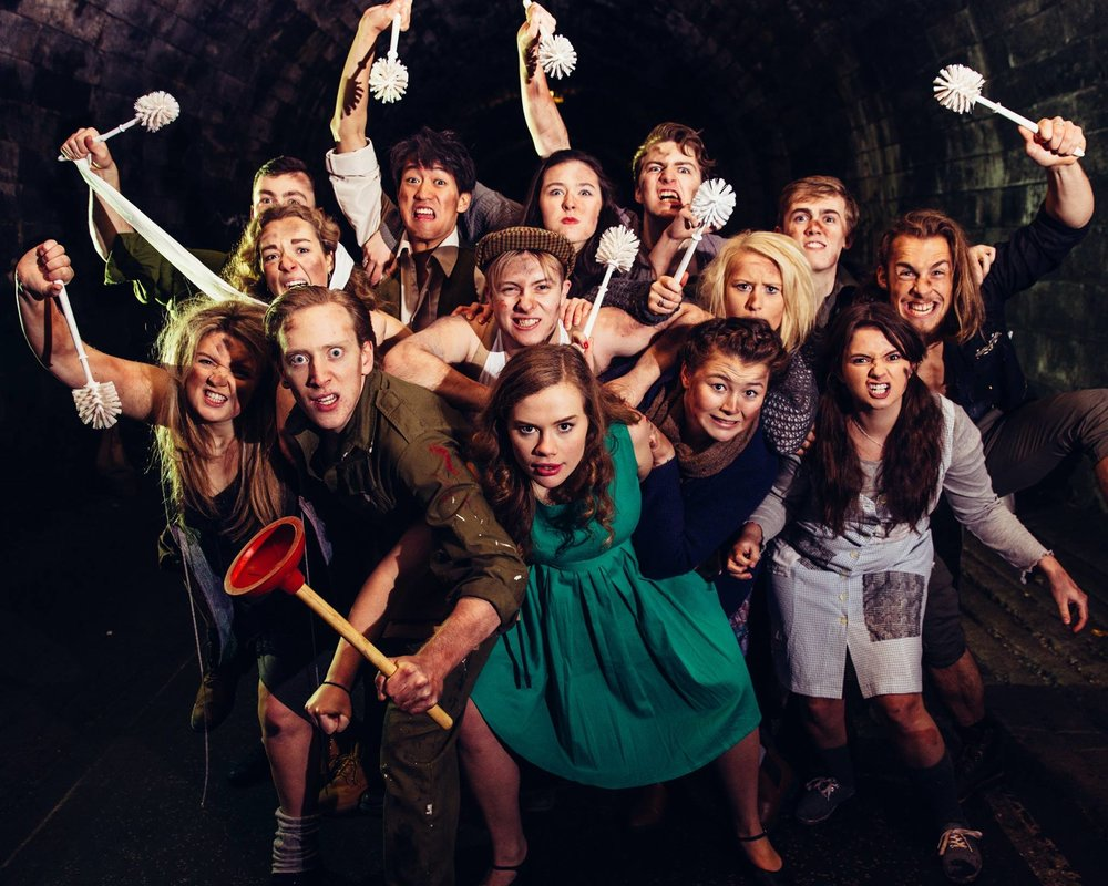 Urinetown (2017) - Ensemble