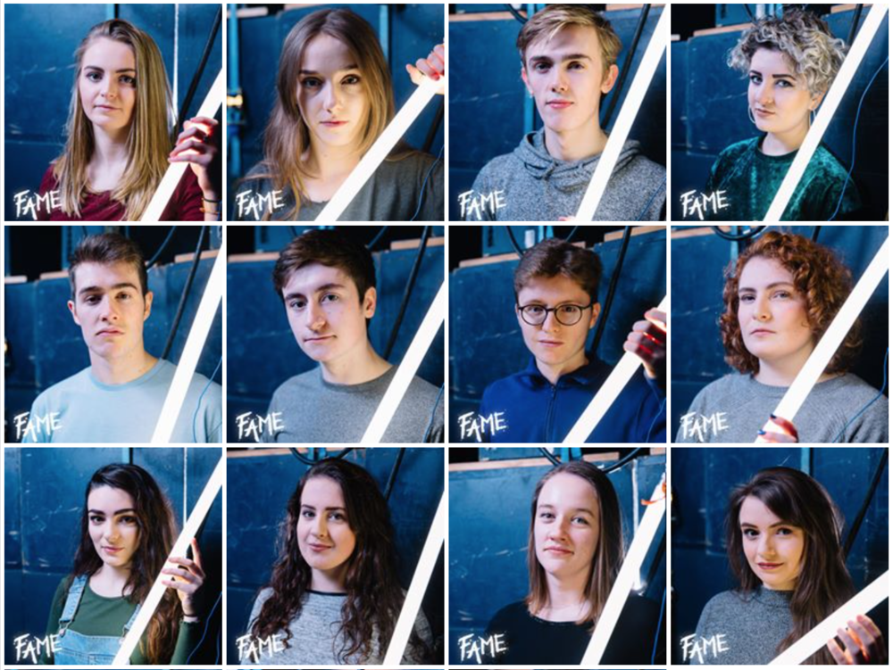 Check out the headshots of our talented cast and crew!