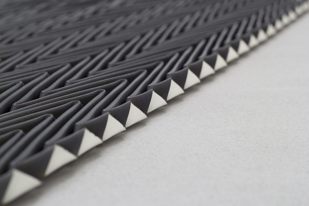 FOLDABILITY Equi origami textiles pleating design collection