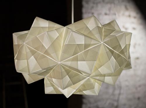 Origami lampshade petra pendant foldability origami lampshade petra pendant aloadofball Gallery