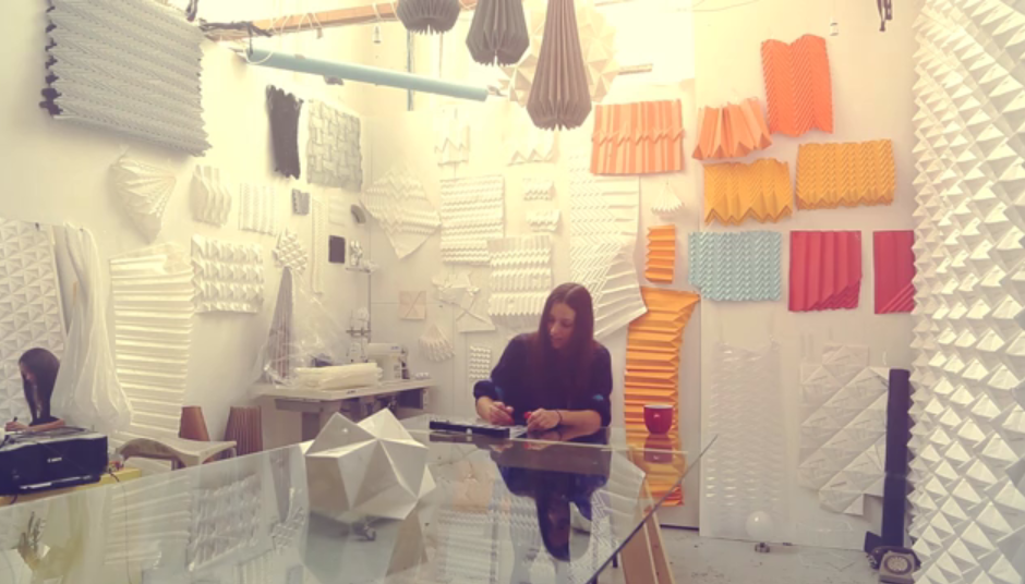 Foldability origami studio London