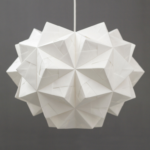 Origami Lampshade Image Collections